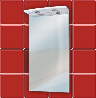 Зеркало для ванной комнаты СВЕТЛАНА 55