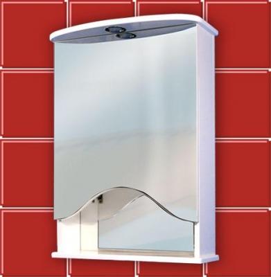 Зеркало шкаф для ванной комнаты ЛИДИЯ 50