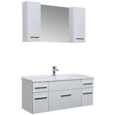 Мебель для ванной Aquanet Данте 110 (2 шкафа)