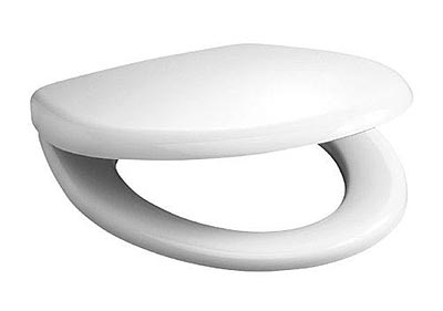 E6390-00 крышка сиденье ODEON для унитазоа Е1036, Е1092, Е1080,