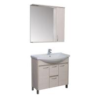 Мебель для ванной Aquanet Донна 90 светлый дуб