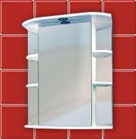 Зеркало для ванной комнаты ГЛОРИЯ 55