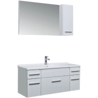 Мебель для ванной Aquanet Данте 110 (1 шкаф)