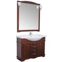 Мебель для ванной Aquanet Луис 105 темный орех
